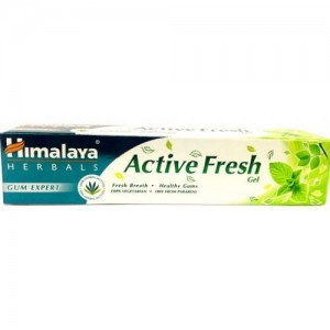 Pasta do Zębów Himalaya ACTIVE FRESH Gel - Żel 80g