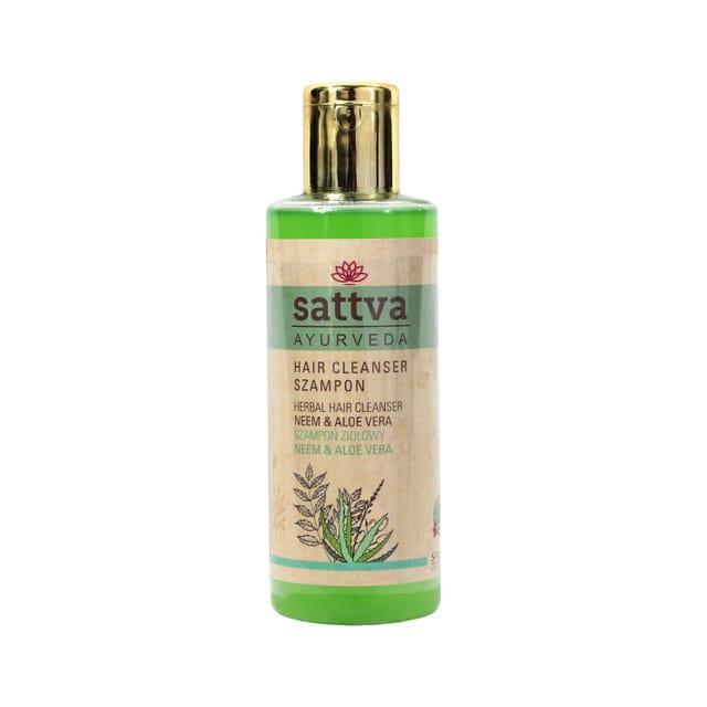ziołowy szampon do włosów